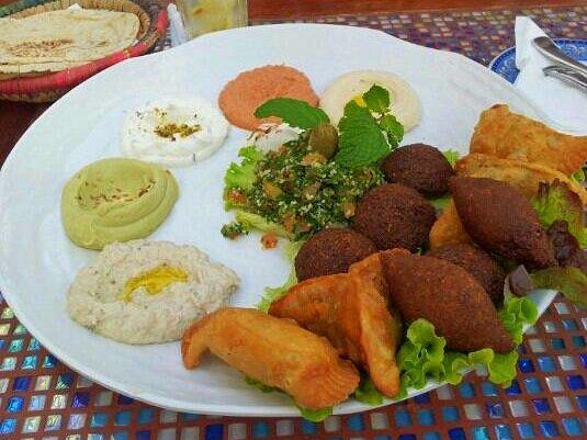 Habibi-Lebanese and International Arab Food, Tenerife