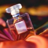 perfume on bulb
