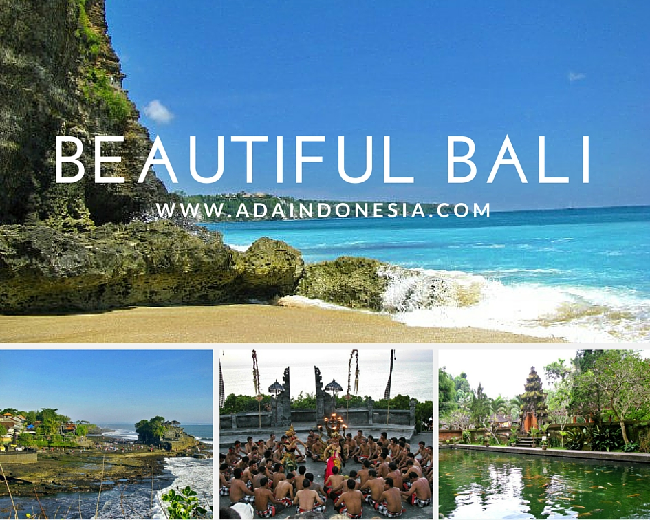 4 beautiful places in bali ada indonesia for Bali indonesia places to stay