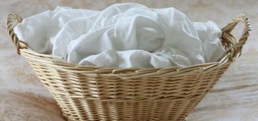 wash bed sheet