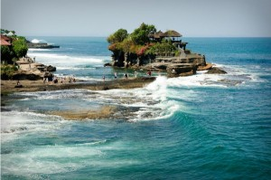 Tanah Lot - Beautiful place to visit in Bali