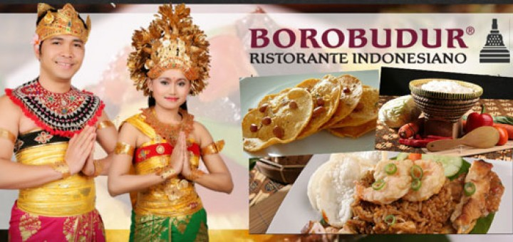 BOROBUDUR RISTORANTE INDONESIANO