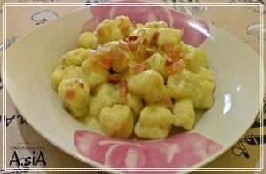 gnocchi (potato gnocchi)