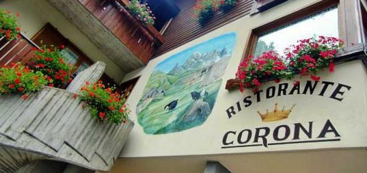 ristorante hotel corona