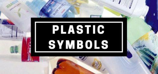 plastic symbols